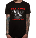 Code Orange - Wires In The Blood - Unisex T-shirt Black