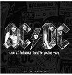 Vynil Ac/Dc - Best Of Live At Paradise Theatre Boston 1978