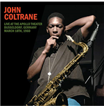Vynil John Coltrane - Live At The Apollo Theater, Dusseldorf