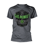 Gas Monkey Garage T-shirt Live Fast