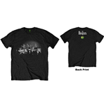 The Beatles Unisex Tee: Live in DC (Back Print)