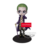 Suicide Squad Q Posket Mini Figure Joker A Normal Color Version 14 cm