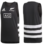 All Blacks Official Singlet 3 Stripes