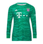 2019-2020 Bayern Munich Home Adidas Goalkeeper Shirt (Kids)