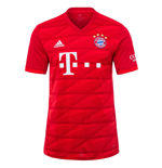 2019-2020 Bayern Munich Adidas Home Football Shirt