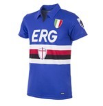 U. C. Sampdoria 1991 - 92 Retro Football Shirt
