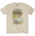 Muddy Waters Unisex Tee: Peppermint Lounge