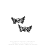 Bullet For My Valentine Stud Earrings: Wings