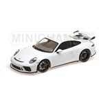 PORSCHE 911 GT3 2017 WHITE METALLIC