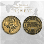 The Elder Scrolls Online Collectable Coin Elsweyr