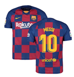 2019-2020 Barcelona Home Nike Football Shirt (MESSI 10)