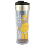 Simpsons Travel Mug Last Perfect Man