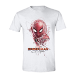 Spider-Man: Far From Home T-Shirt Sketched Hero