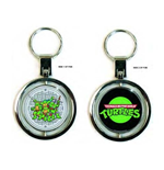 Teenage Mutant Ninja Turtles Premium Keychain: TMNT (Spinner)