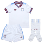 2019-2020 West Ham Away Little Boys Mini Kit