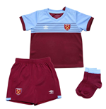 2019-2020 West Ham Home Baby Kit