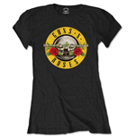 Guns N' Roses Ladies Tee: Classic Logo (Retail Pack)