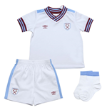 2019-2020 West Ham Away Baby Kit
