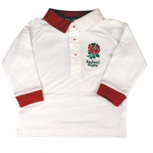 England R.F.U. Rugby Jersey 9/12 mths PS