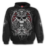 REAPER'S Door - Hoody Black (Plain)