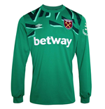 2019-2020 West Ham Home Goalkeeper Shirt