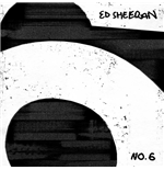 Vynil Ed Sheeran - No.6 Collaborations Project (2 Lp)