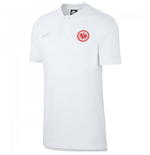 2019-2020 Eintracht Frankfurt Nike Authentic Grand Slam Polo Shirt (Obsidian)