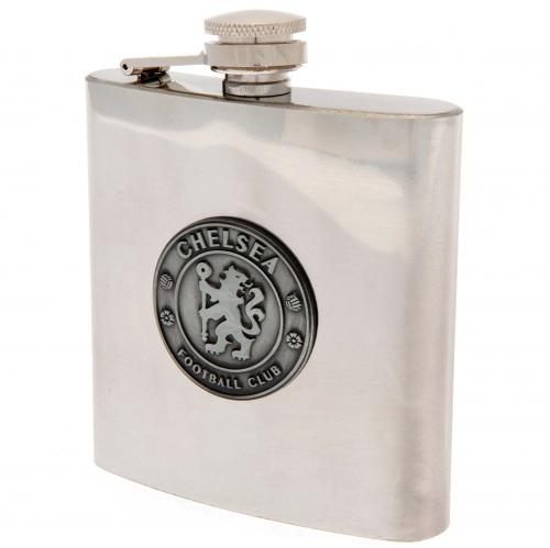 Chelsea F.C. Hip Flask