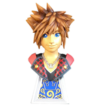 Kingdom Hearts 3 Legends in 3D Bust 1/2 Sora 25 cm