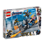 Captain America Toy Blocks 355538