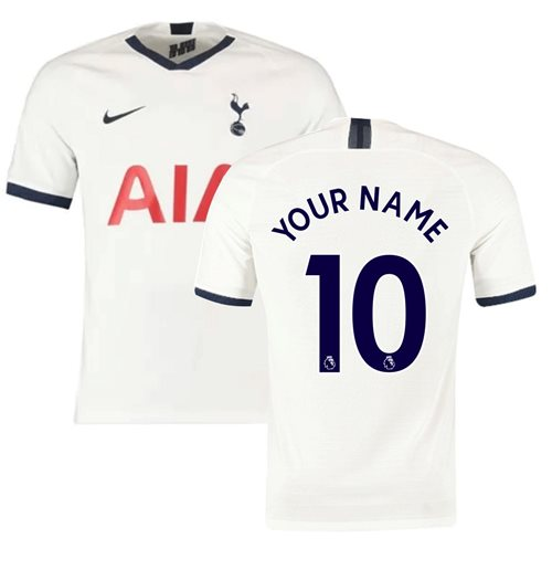2019-2020 Tottenham Home Nike Football Shirt (Kids) (Your Name)
