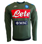 2019-2020 Napoli Training Sweat (Green)