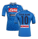 2019-2020 Napoli Kappa Home Shirt (Your Name)