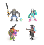 Fortnite Battle Royale Collection Mini Figures 4-Pack 5 cm Wave 2