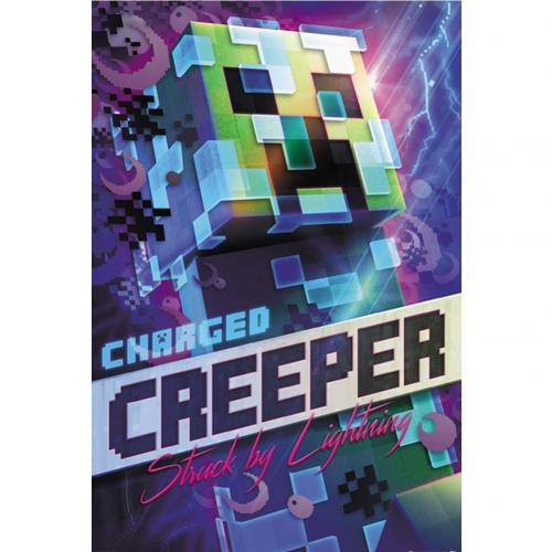 Minecraft Poster Charged Creeper 162