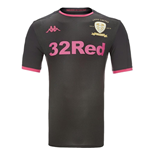 2019-2020 Leeds United Kappa Away Football Shirt