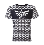 Zelda - Triforce Checker Men's T-shirt