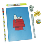 Peanuts 7-Piece Super Stationery Set