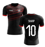 2019-2020 Sheffield United Away Concept Football Shirt (SHARP 10)