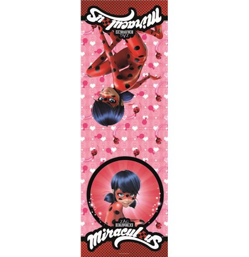 Miraculous: Tales of Ladybug & Cat Noir Parties Accessories 360346