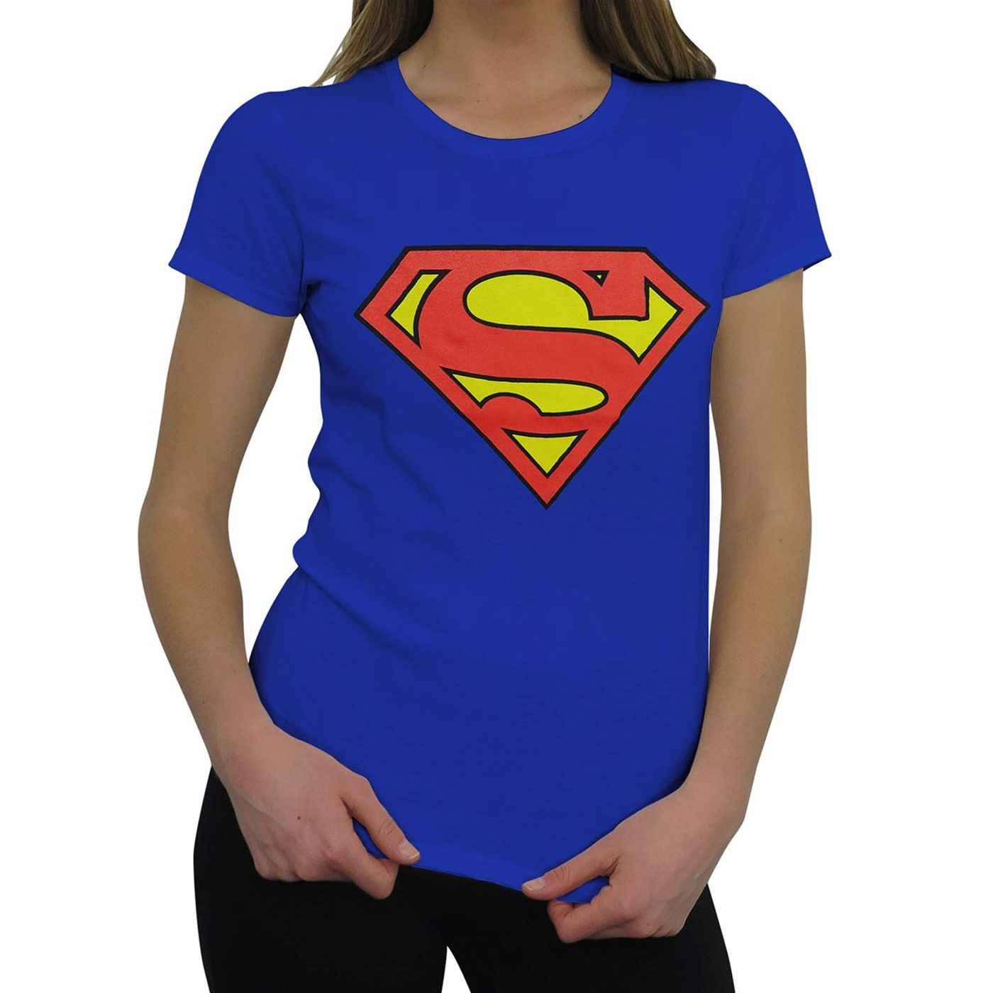Superman Women's Symbol T-Shirt