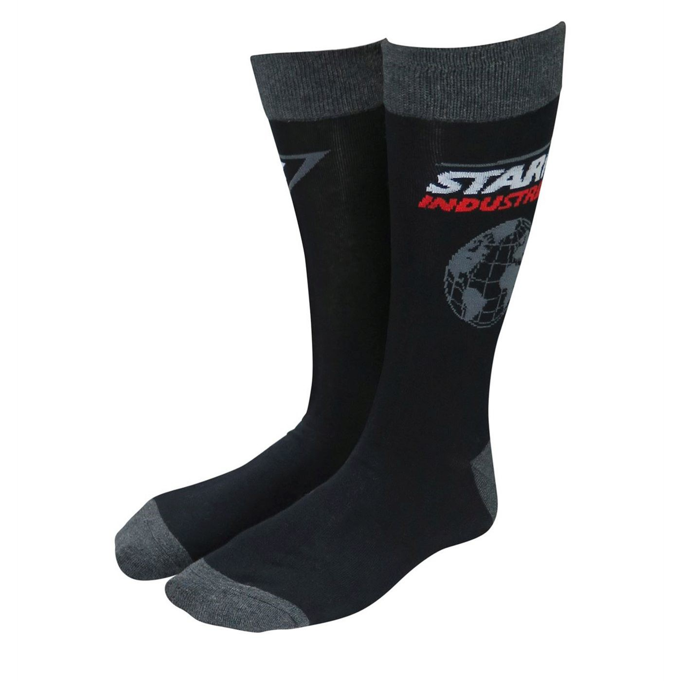 Iron Man Stark Industries Crew Socks