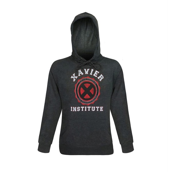 X-Men Xavier Institute Men's Hoodie