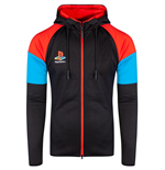 Playstation - Color Zipper Men's Hoodie