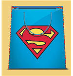 Superman Logo Small Shopper