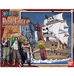 One Piece Red Force Mk Model Kit