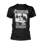 Gorgoroth T-Shirt Destroyer