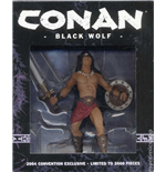 Conan Black Wolf Excl Edition Pvc Figure