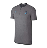 2019-2020 Tottenham Nike Authentic Grand Slam Polo Shirt (Grey)