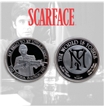 Scarface Collectable Coin The World Is Yours